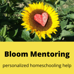 Bloom Mentoring