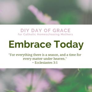 DIY Day of Grace